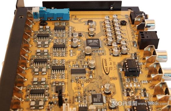 史上最强功能,美国ARC数字信号处理器PS8静态测评