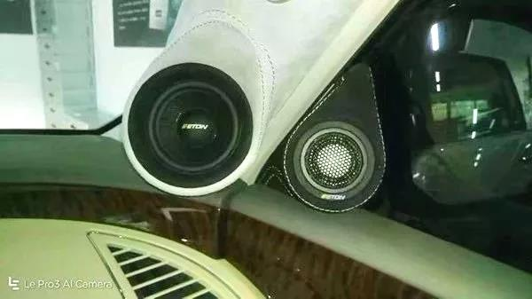 ETON、美国Hybrid Audio发烧组合!-车改坊新疆店途乐音响升级这波操作很牛