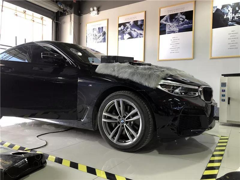 专车专用就是高级 ,宝马6系GT无损升级德国ETON