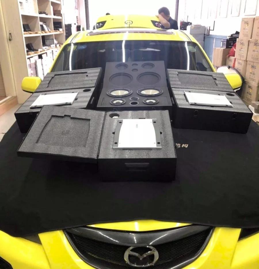 德国ETON技术总监多米尼克中国调音活动在车改坊常熟店顺利收官