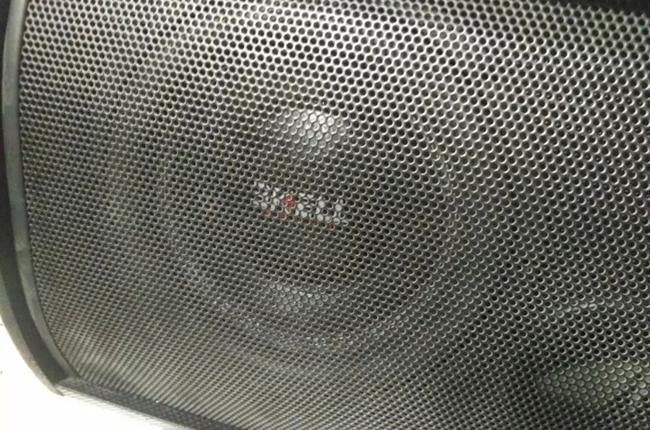 动人心弦之音 马自达RX8改装美国霸克喇叭