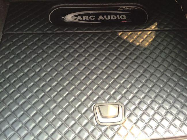 别克昂科威音响改装TEC主动三分频升级ARC PS8功放