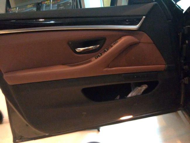 时刻驾享精彩义乌车改坊宝马525Li改装德国ETON和美