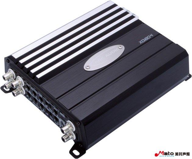 美国ARC汽车音响品牌功放XDi804