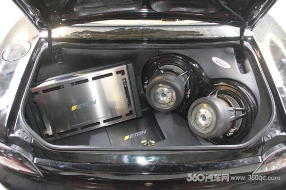 十年磨一剑 ETON汽车音响PA系列功放测评