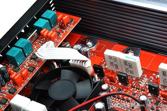美国霸克ES100.4A功放测评:入门级也不将就